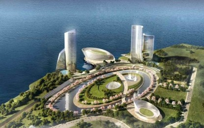 MGM unveils vision for Japan casino resort