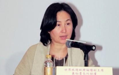 Tough times make Macau casinos stronger: Pansy Ho