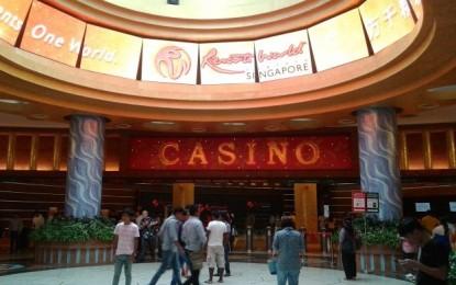 Staff headcount under review: Resorts World Sentosa