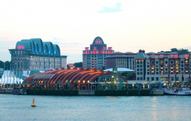 Genting Singapore converts bought shares to treasury ones