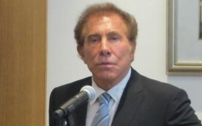 Nevada regulator to probe allegations against Steve Wynn