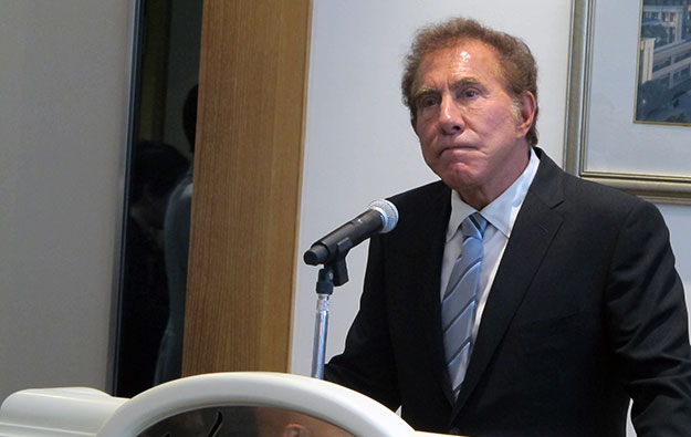Steve Wynn says Nevada no power to sanction him