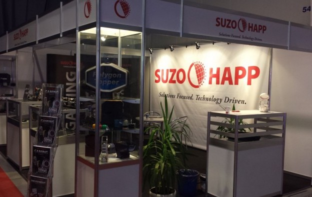 GameCo, Suzo-Happ link on skill-based slot machine