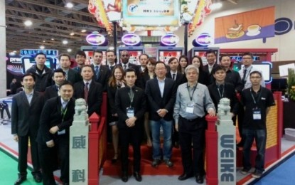 Weike Gaming looks for growth in Asia