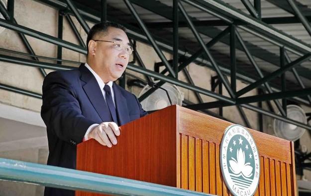 Macau CE hopes longer border opening hours this year