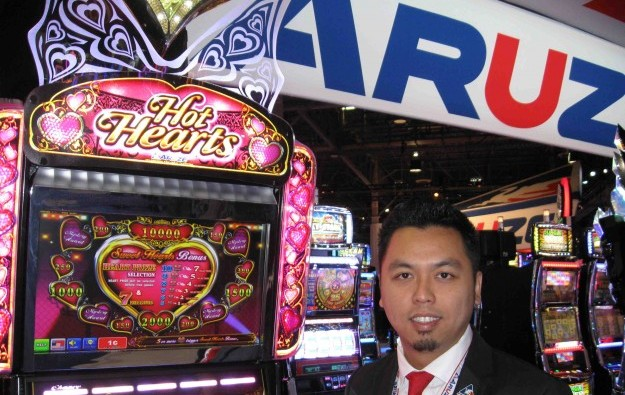 Aruze targets early 2015 Macau launch for new reel games