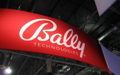 Bally Tech awards US$13 mln to top bosses in fiscal 2014