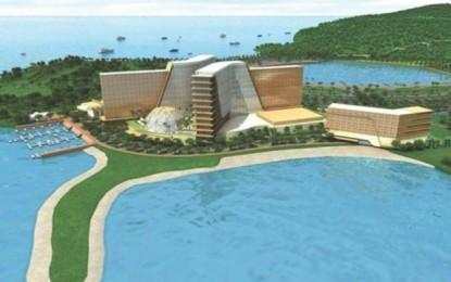 NagaCorp breaks ground on Russia casino: chairman