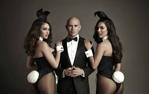 Music star Pitbull to feature in Bally's Playboy line