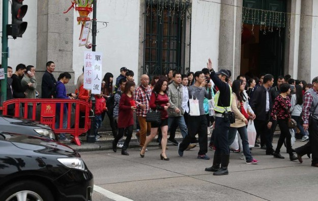 Visitor arrivals to Macau down 4 pct in July
