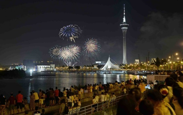 Macau visitor arrivals up by 10 pct on National Day
