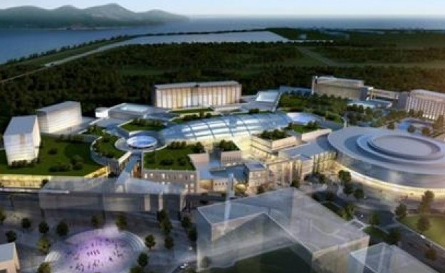 Paradise breaks ground on Yeongjong casino