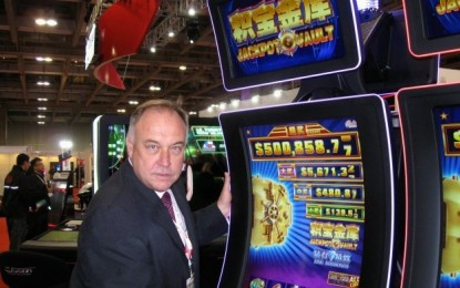 'Jackpot Vault' added to Bally's new Wave
