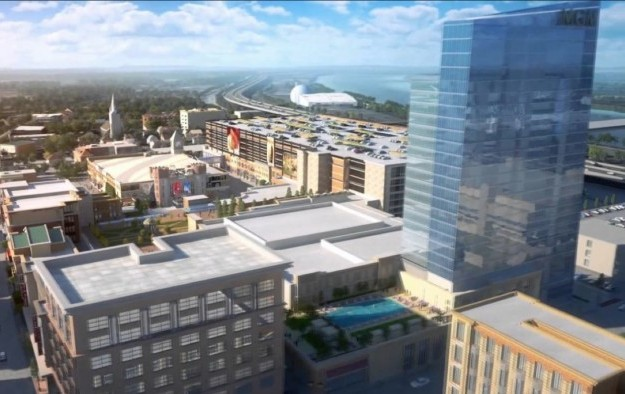 MGM Resorts plans US$1.15 bln offering to trim development debt