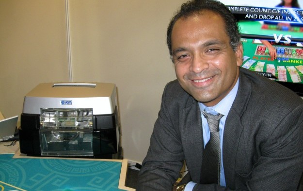 JCM Global helping casinos get more from mass floors