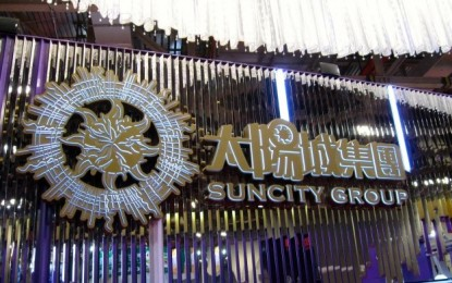 Suncity to open clubs at Londoner Macao, Lisboa Palace