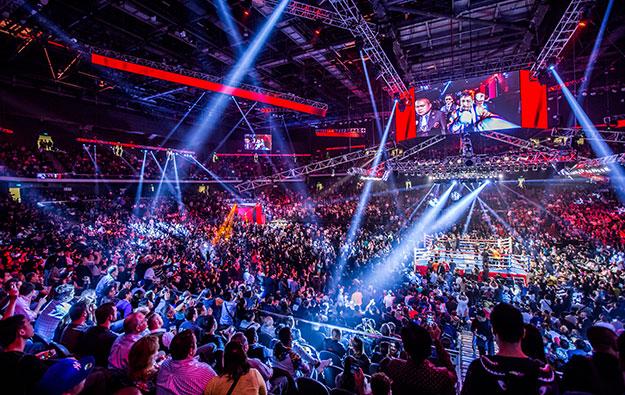 Las Vegas Sands starts global entertainment operator