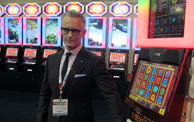 Aspect Gaming to pursue more aggressive strategy: Payne