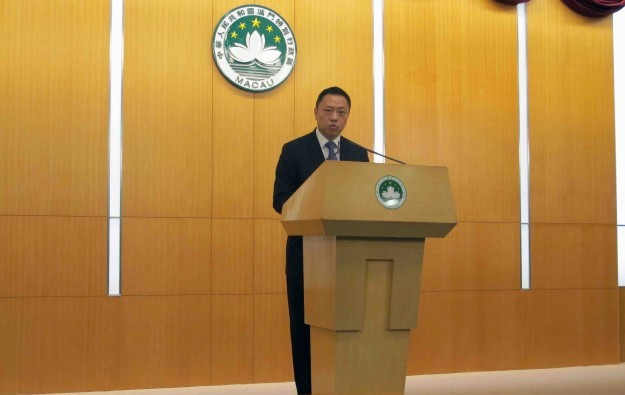 GGR recovery to start in 2H2015 at earliest: Macau govt