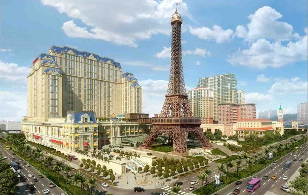 Sands China announces US$1-billion term loan