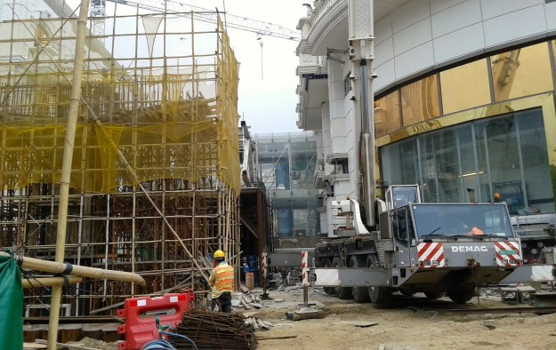 Second deadly Cotai accident in under a week