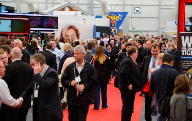 180-plus exhibitors for Australasian Gaming Expo