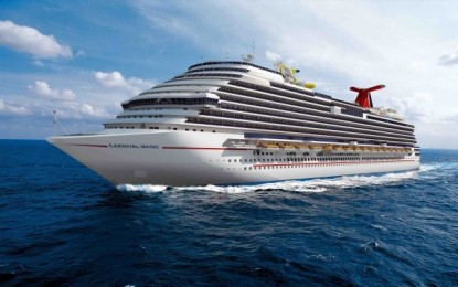 Carnival offers cruise wagering by Sci Games