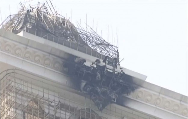 Fire at Galaxy Macau unlikely to cause delays: DB