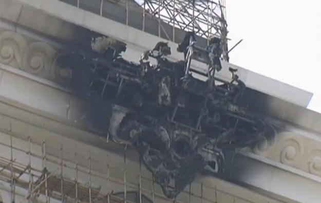 Govt won't suspend Galaxy Macau build following blaze
