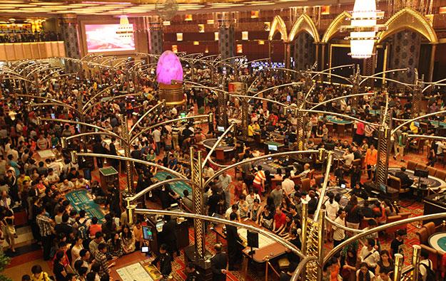Macau casino core costs up sharply in 2014: govt