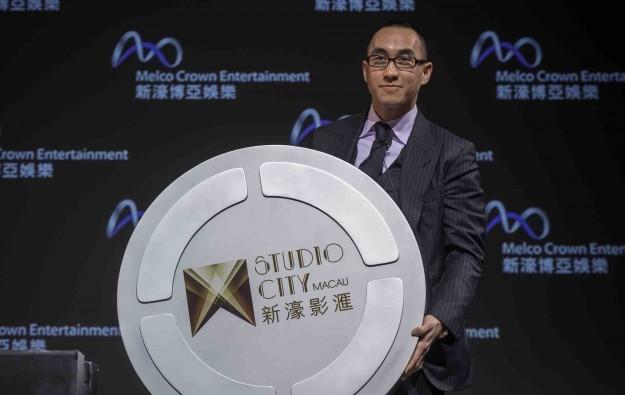 Lawrence Ho honoured by Macau govt for tourism work