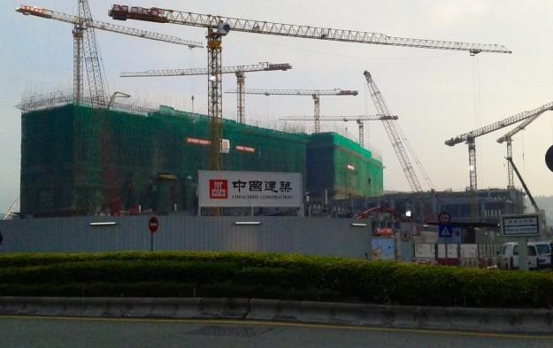 Casino builder's gross profit margin falls in Macau