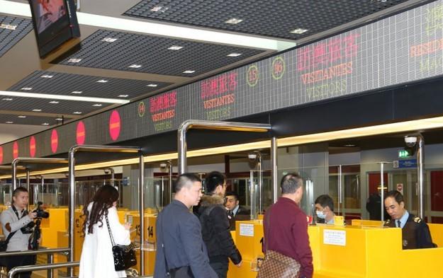 Eligible PRC citizens denied entry at Macau border: Daiwa