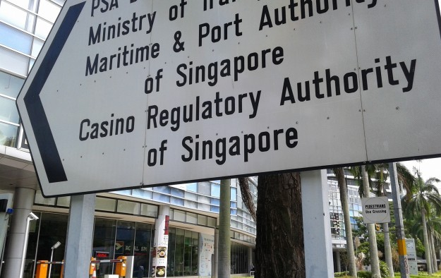Singapore's casino authority fines MBS, reprimands RWS