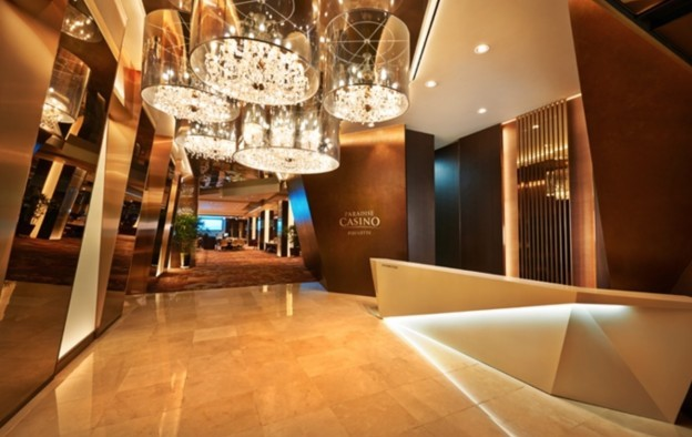 S.Korea's Paradise Co casino sales halve in June