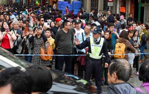 Macau govt preps for tourist surge during Labour Day break