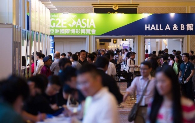 G2E Asia 2016 begins in Macau
