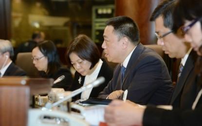 Macau gaming table cap untouched until 2022: govt
