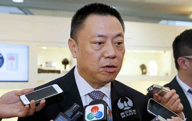 No request for gaming tables for Coloane project: Macau govt