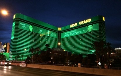 MGM Resorts buys back 10 mln shares for US$328 mln