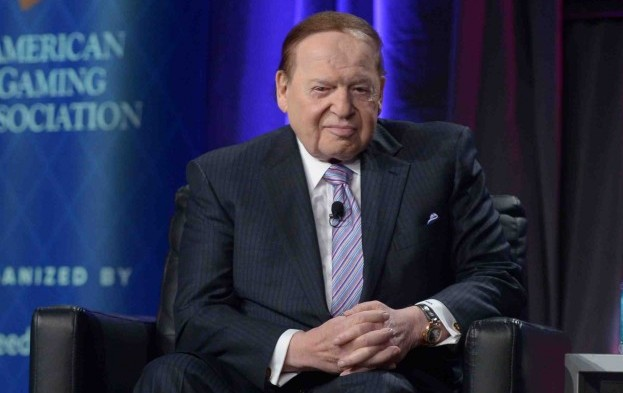Adelson got 62pct of LVS' top exec payments for 2019