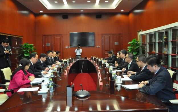 Macau pledges support to Beijing's anti-graft campaign