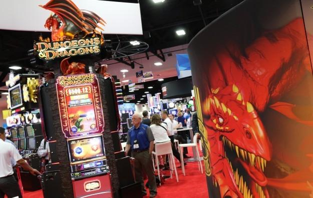 Konami previews new Dungeons & Dragons games