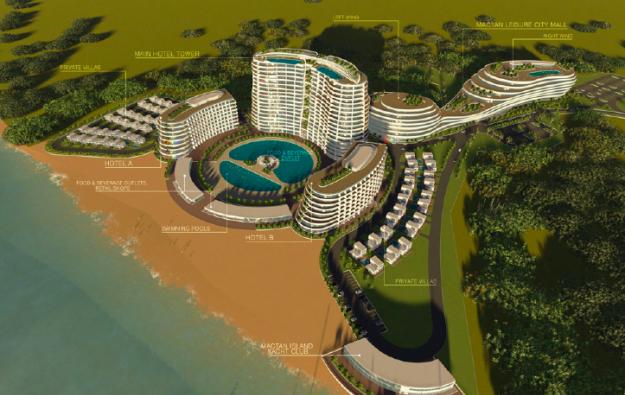 Philippines beachside casinos the new wave: Sino-America