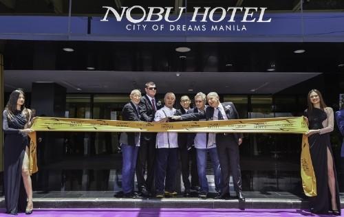 City of Dreams Manila goes Hollywood with Nobu Hotel