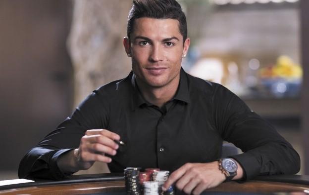 Ronaldo, Neymar team on Facebook for PokerStars