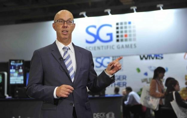 Scientific Games 4Q revenue up, net loss widens