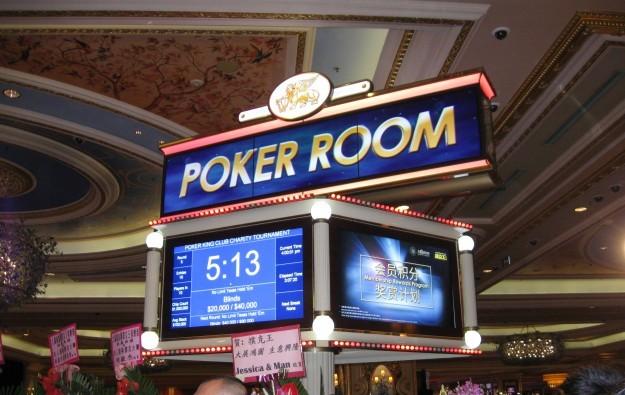 Poker King Cup Macau approval was pending: backer
