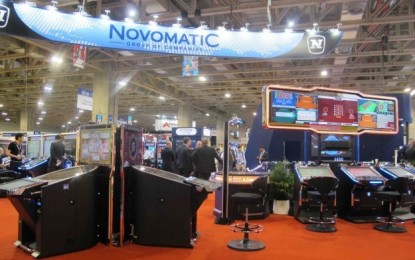 Novomatic drops G2E Asia, only attending MGS