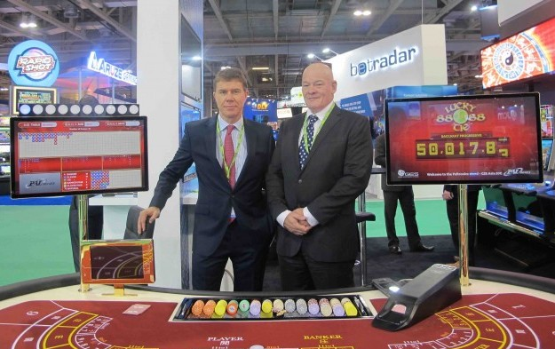 Table games products a winning bet for Paltronics